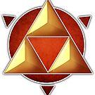 Triforce by lythweird