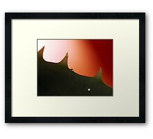©NS The Astral Drop IA Framed Print
