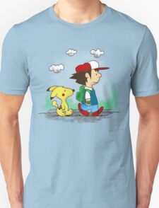 Pokemon Peanuts Unisex T-Shirt