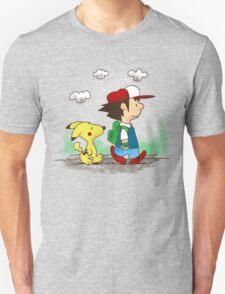 Pokemon Peanuts Unisex T-Shirt