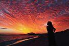 Sunset Explosion, Hopetoun Western Australia by Ashli Zis