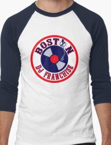 DJ Franchise Radio (WFRN) 2 Men's Baseball ¾ T-Shirt