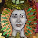 Gaia Crowned by Lynnette Shelley
