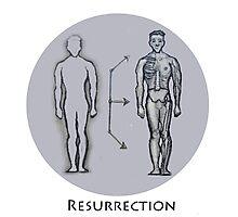 Resurrection- plan of salvation  Photographic Print