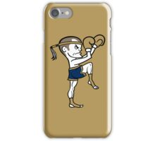 Thai Fightin' iPhone Case/Skin