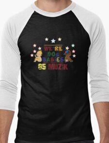 We're 90's Babies Men's Baseball ¾ T-Shirt
