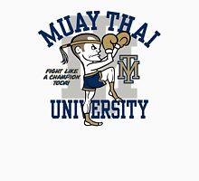 MUAY THAI UNIVERSITY Unisex T-Shirt