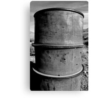 Bullet Barrel  Canvas Print