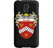 Arnold Coat of Arms/Family Crest Samsung Galaxy Case/Skin