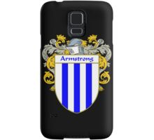 Armstrong Coat of Arms/Family Crest Samsung Galaxy Case/Skin