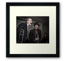 In Time Framed Print