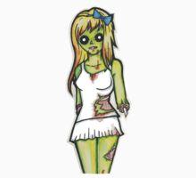 Zombie Girl by NeonStarr