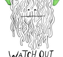 True Detective - Spaghetti Monster Sticker
