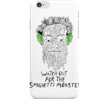 True Detective - Spaghetti Monster iPhone Case/Skin