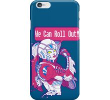 Arcee - We Can Roll OUT! iPhone Case/Skin