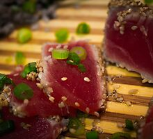 Sesame Tuna by nat3th3gr3at