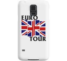 Black Flag European Tour  Samsung Galaxy Case/Skin