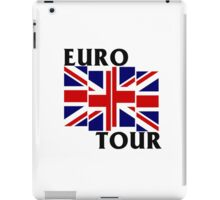 Black Flag European Tour  iPad Case/Skin