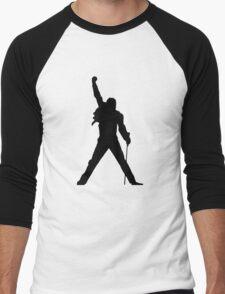 Freddie Mercury Men's Baseball ¾ T-Shirt