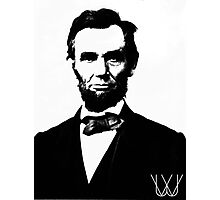 Abe Lincoln | The Wighte Collection Photographic Print