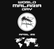 World Malaria Day by Samuel Sheats