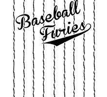 Baseball Furies by poorlydesigns