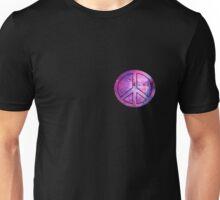 Sniked peace   Unisex T-Shirt