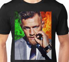 Conor McGregor - Irish FIRE Unisex T-Shirt