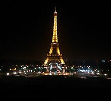 Paris by night! by Natalie2706