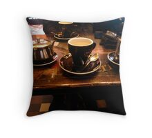 Good Earl Grey Tea Throw Pillow