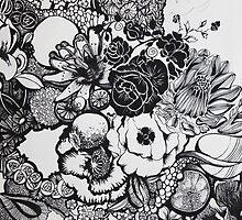 Eiko flowers by DameUdait