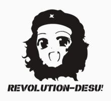 Revolution Desu by Cessull