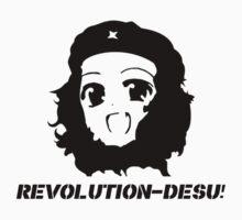 Revolution Desu by Cessull