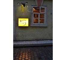 Bohemia Bagel Photographic Print