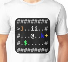 Text based game Unisex T-Shirt
