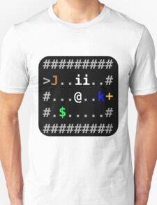 Text based game T-Shirt