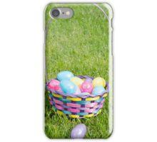 Easter Egg Hunt iPhone Case/Skin