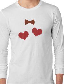 I've got 2 hearts. Long Sleeve T-Shirt