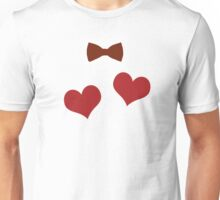 I've got 2 hearts. Unisex T-Shirt
