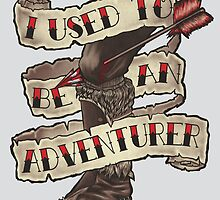 Adventurer Like You by Stevia Tatas