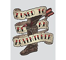 Adventurer Like You Photographic Print