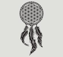 Dream Catcher - Flower Of Life by nitty-gritty
