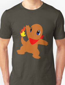 Charmander - Team Red T-Shirt