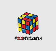 SOS Venezuela 2 by Domingo Widen
