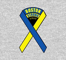 Boston Strong Ribbon Unisex T-Shirt