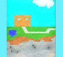 Minecraft Above & Below by EarthIsMars