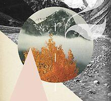 Diagonal Scape by Hannahkaypiche