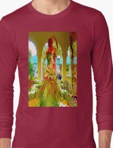 Princess Flora Long Sleeve T-Shirt