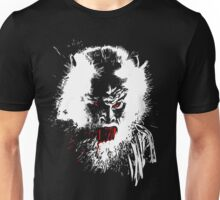 Werewolf - W/B - clothing Unisex T-Shirt
