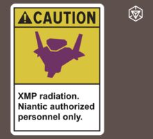 XMP Radiation by cyber-d